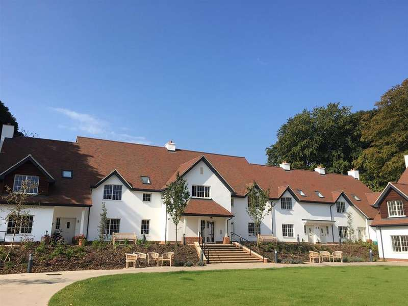 2 Bedrooms Retirement Property for sale in Audley Inglewood, Templeton Road, Kintbury