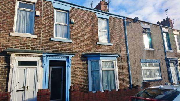 2 Bedrooms Flat for sale in Derby Street, Ashbrooke, SR2