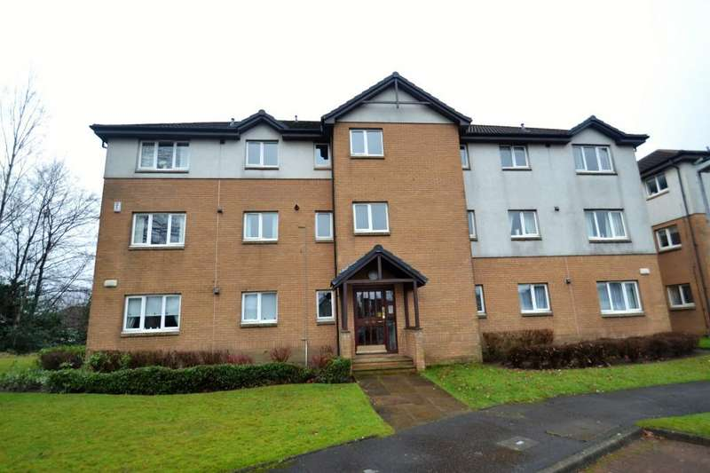 1 Bedroom Flat for sale in Arniston Way, Paisley, PA3