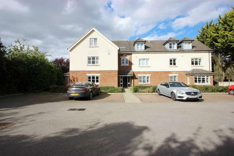 1 Bedroom Flat for sale in Midsummer Place, Bicester OX26
