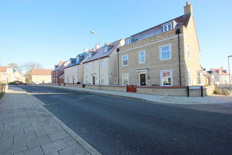 5 Bedrooms Town House for sale in Whitelands Way, Bicester OX26