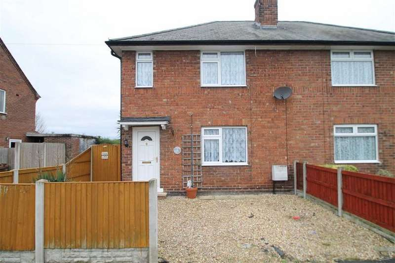 3 Bedrooms Semi Detached House for sale in Victoria Road, Saltney