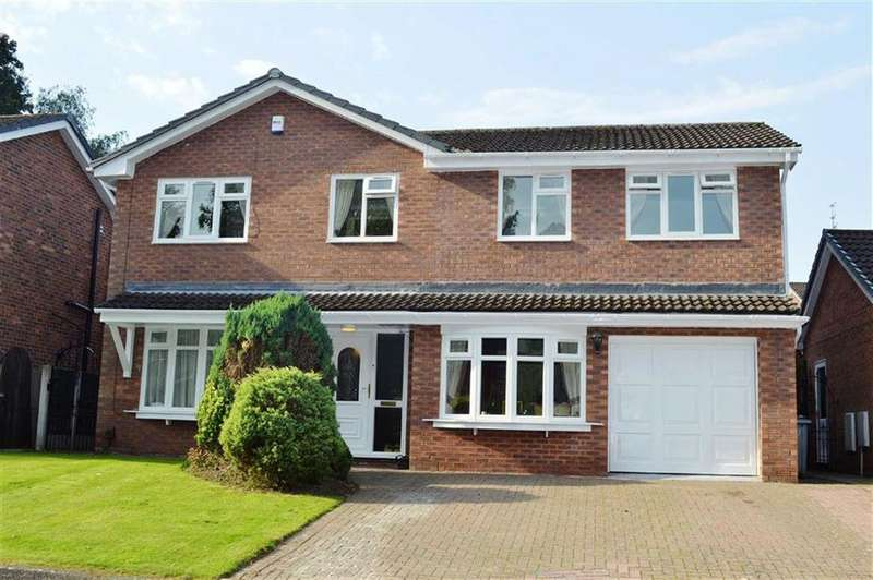 5 Bedrooms Detached House for sale in Ormesby Grove, CH63