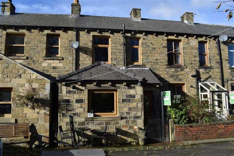 2 Bedrooms Terraced House for sale in Hall Lane, Kirkburton, Huddersfield, HD8