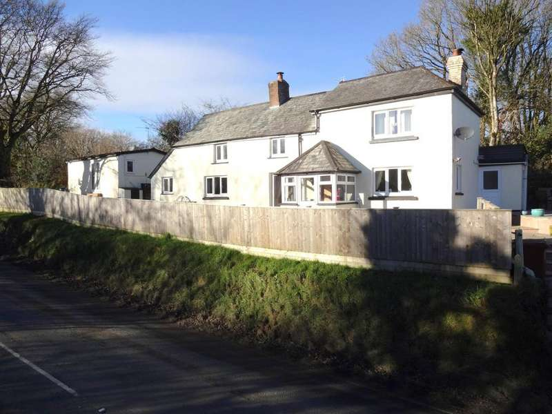 3 Bedrooms Detached House for sale in Milton Damerel, Holsworthy