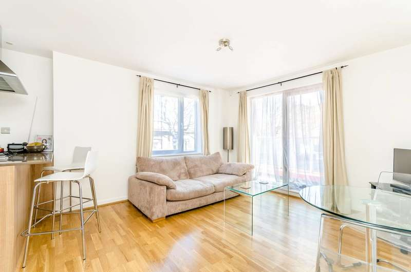 1 Bedroom Flat for sale in Garamond Building, Shadwell, E1