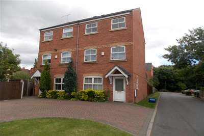 3 Bedrooms Semi Detached House for rent in Brookvale Mews, Selly Park, Birmingham, B29 7HP