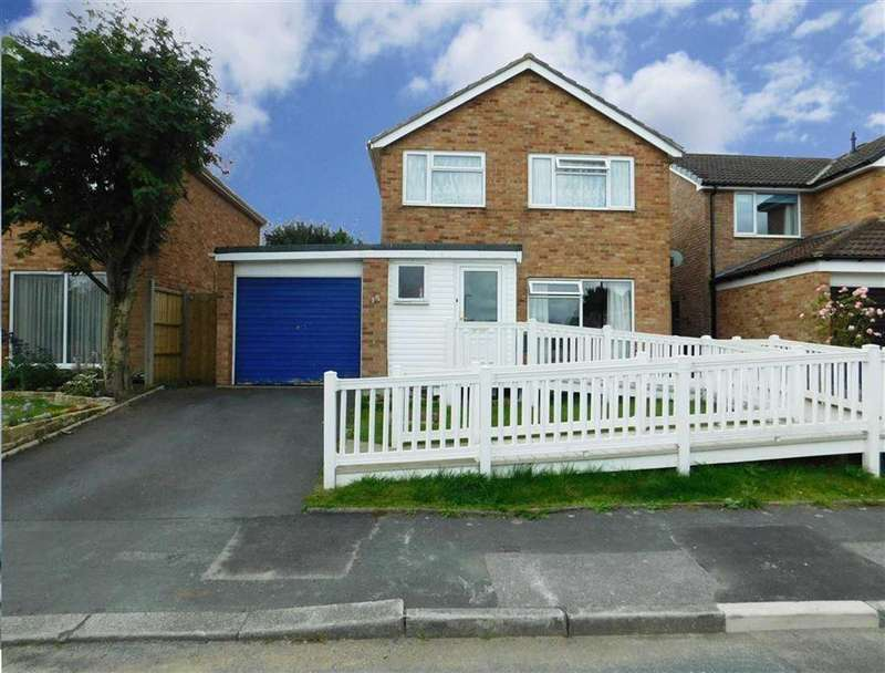 3 Bedrooms Detached House for sale in Cypress Gardens, Ripon