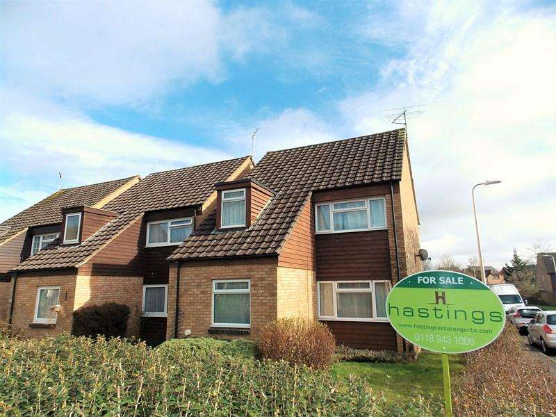 3 Bedrooms Link Detached House for sale in Lamplighters Walk, Calcot, Reading