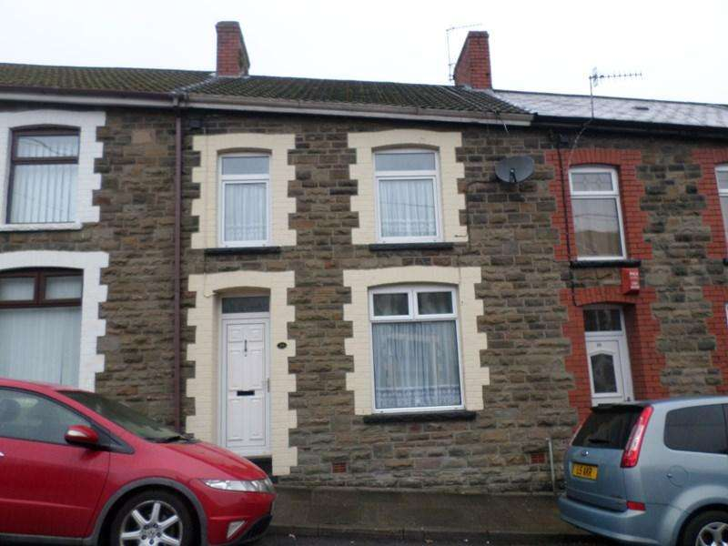 3 Bedrooms Terraced House for sale in Graigwen Road, Porth