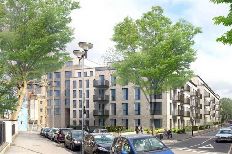 2 Bedrooms Apartment Flat for sale in Atrium Apartments, London
