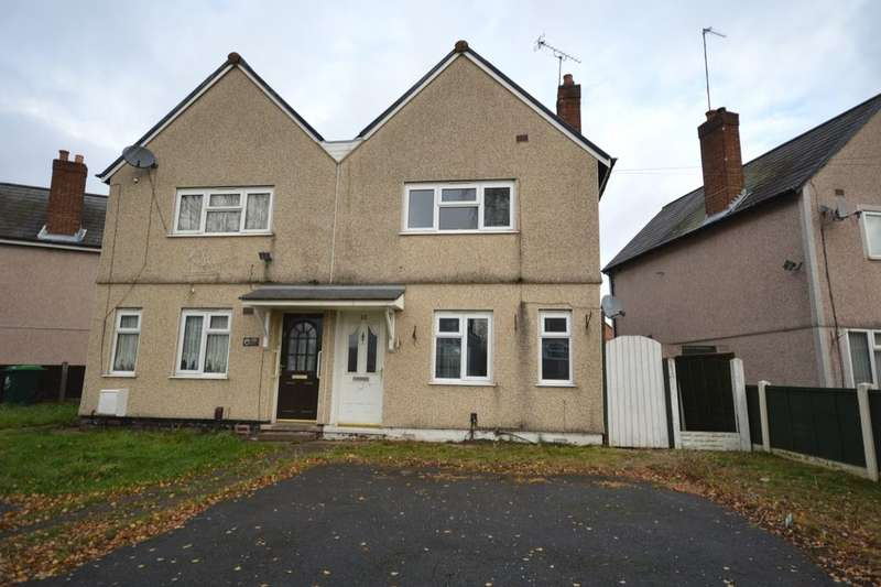 2 Bedrooms Semi Detached House for sale in Cotterills Road, Tipton, DY4