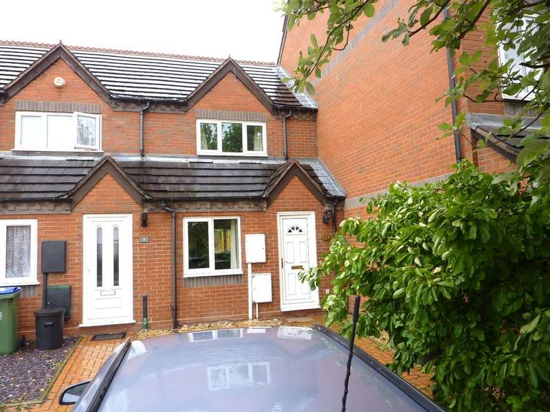 1 Bedroom End Of Terrace House for sale in Alexandra Way, Tividale, B69