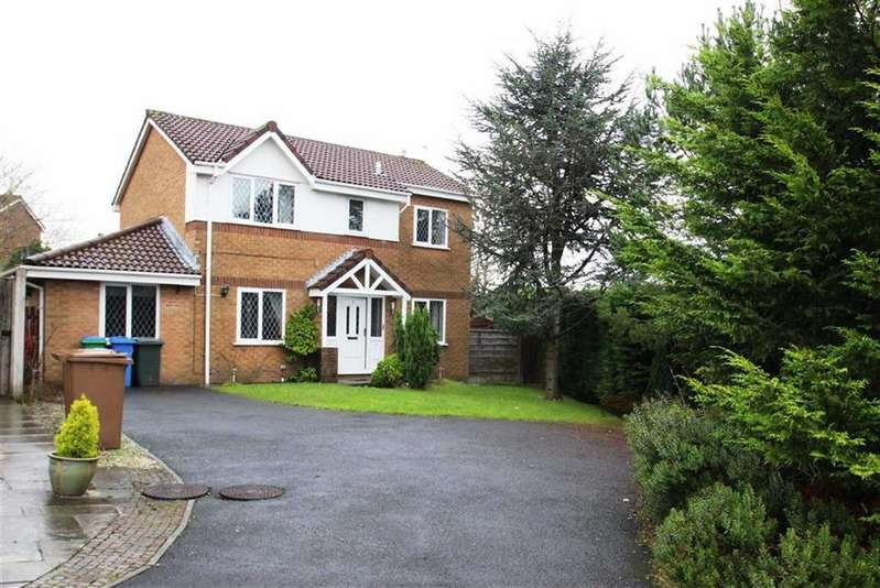 4 Bedrooms Detached House for sale in 2, Lawrence Close, Norden, Rochdale, OL12
