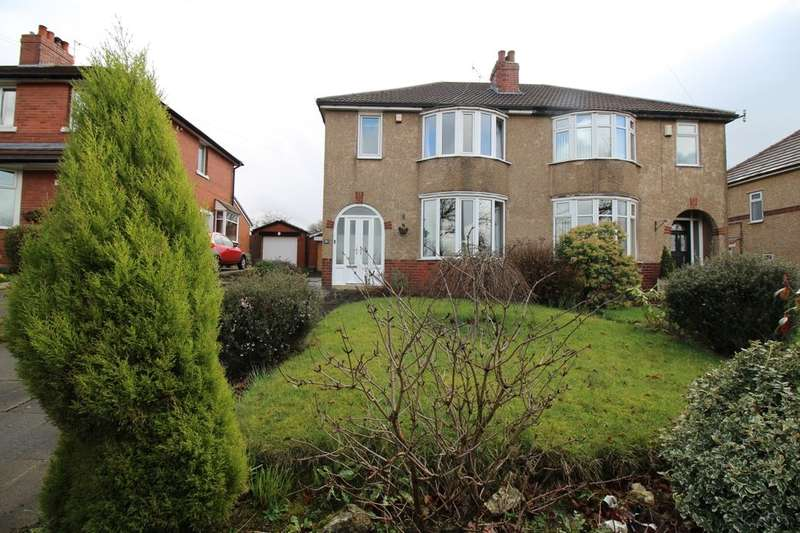 3 Bedrooms Semi Detached House for sale in Livesey Branch Road, Blackburn, BB2