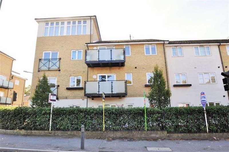 2 Bedrooms Flat for sale in Talehangers Close, Bexleyheath