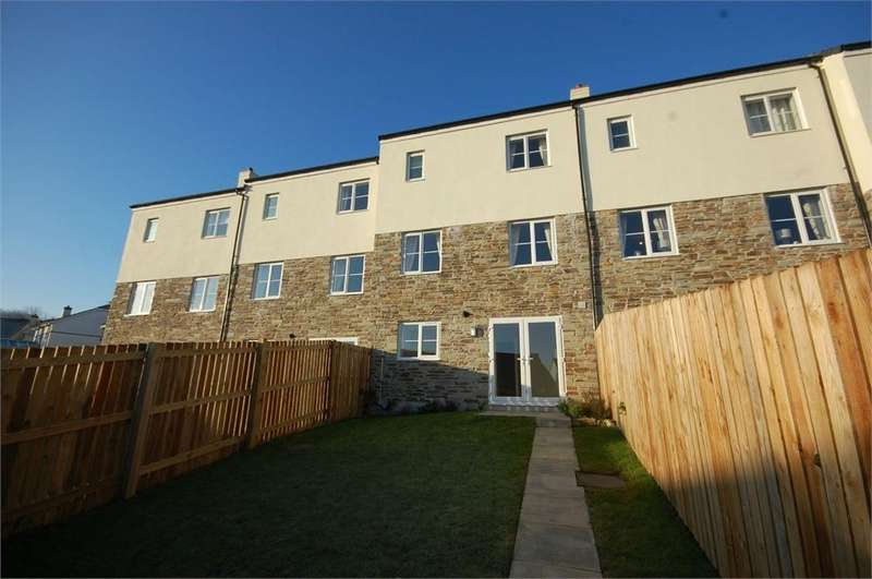 4 Bedrooms Terraced House for sale in Plot 158, Tregony, Fowey