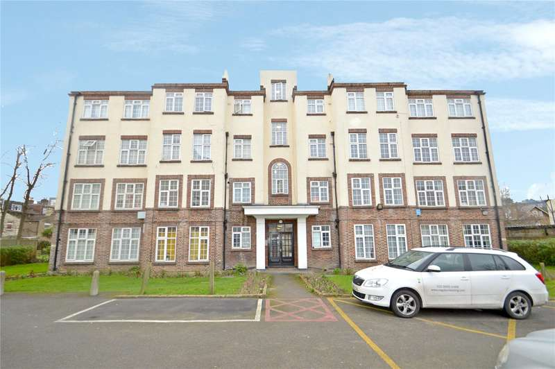 2 Bedrooms Apartment Flat for sale in St. James Court, St. James's Road, Croydon