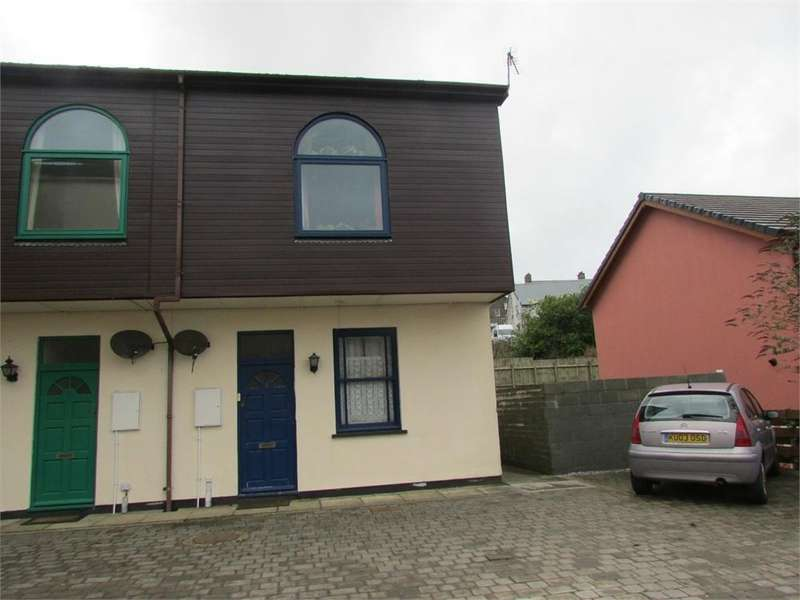 1 Bedroom End Of Terrace House for sale in Market Street, NARBERTH, Pembrokeshire