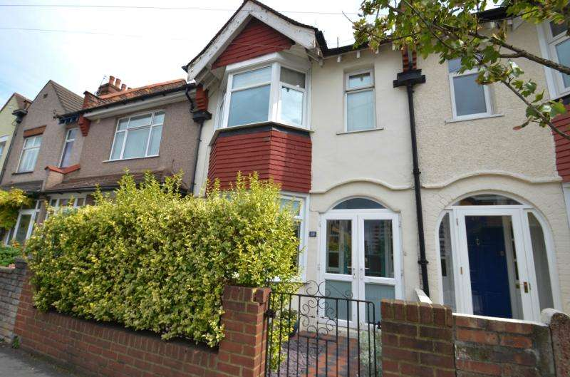 2 Bedrooms Terraced House for sale in Abbey Road, Wimbledon, SW19