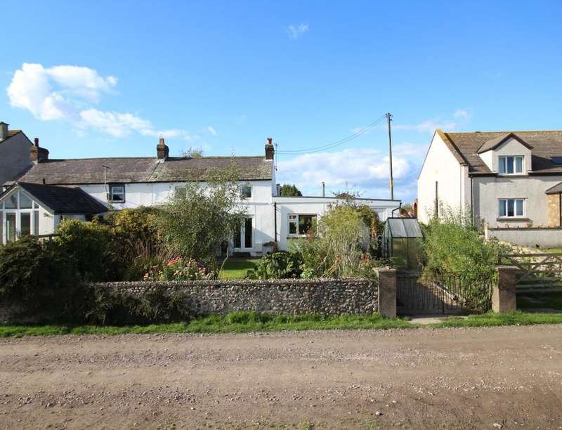 3 Bedrooms Semi Detached House for sale in Skinburness, Wigton, CA7