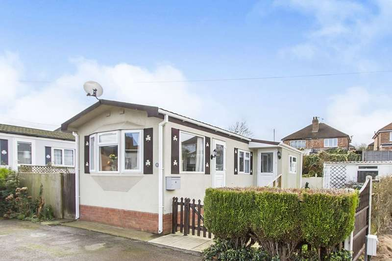 1 Bedroom Bungalow for sale in Berkeley Close, Mountsorrel, Loughborough, LE12