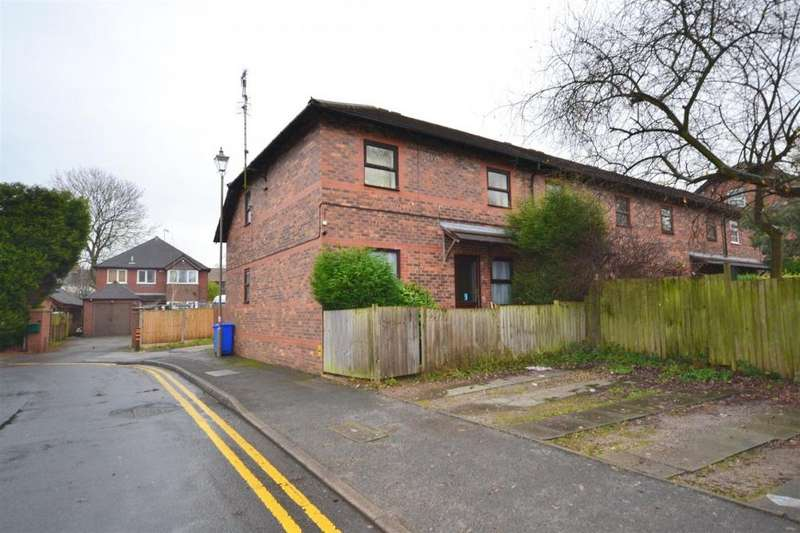 1 Bedroom Apartment Flat for sale in Simonburn Avenue, Penkhull, Stoke-On-Trent