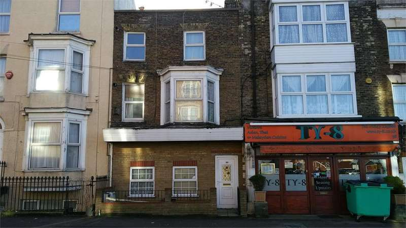 1 Bedroom Flat for sale in Cliftonville, Margate