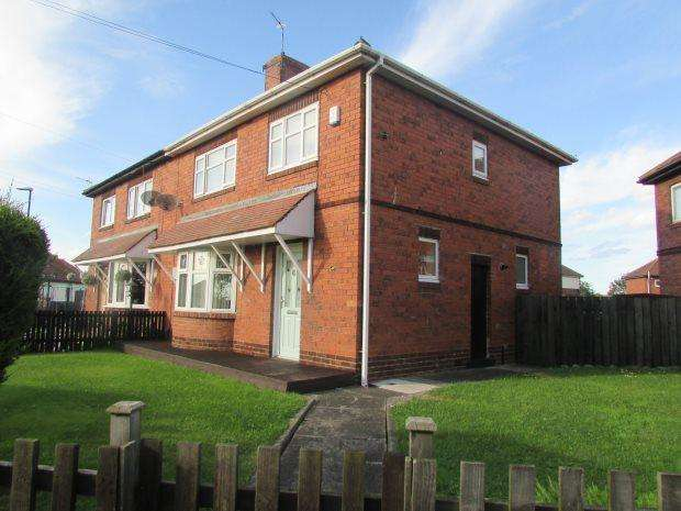 3 Bedrooms Semi Detached House for sale in WARREN ROAD, WEST VIEW, HARTLEPOOL