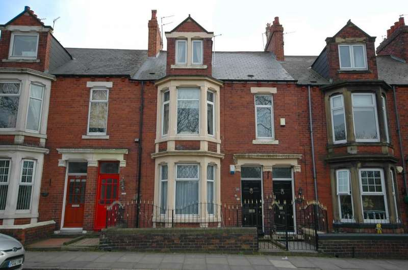 2 Bedrooms Maisonette Flat for sale in Stanhope Road, South Shields