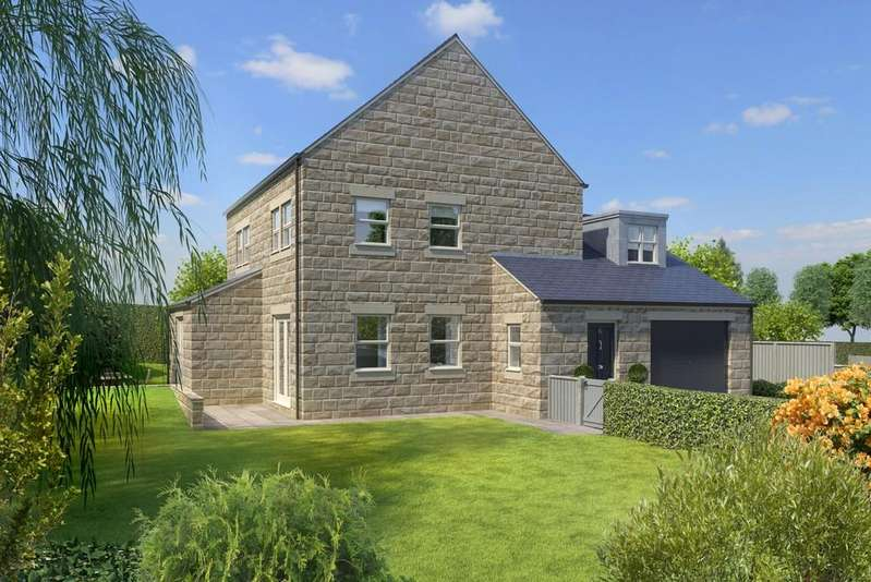 4 Bedrooms Detached House for sale in Plot 6 Willow Gardens, Green Lane, Harrogate
