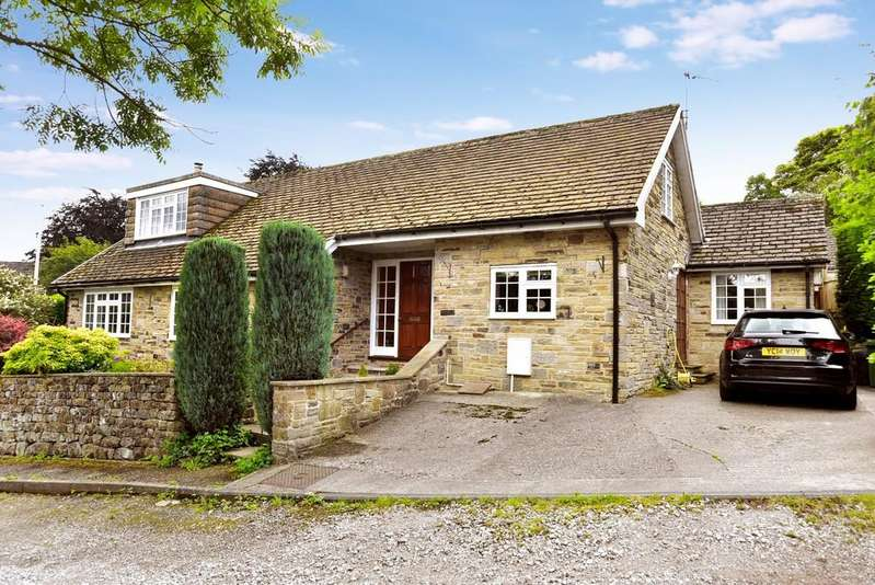 5 Bedrooms Detached Bungalow for sale in Station Close, Dacre Banks