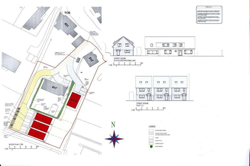 Land Commercial for sale in The Ridge, St. Leonards-On-Sea, TN37
