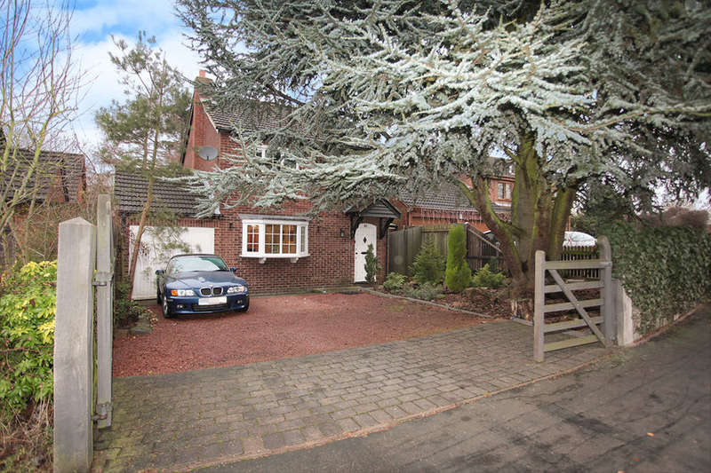 4 Bedrooms Detached House for sale in Underwood Drive, Stoney Stanton, Leicester, LE9