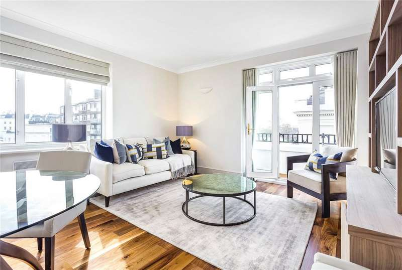 2 Bedrooms Apartment Flat for sale in Radnor Lodge, Sussex Place, London, W2