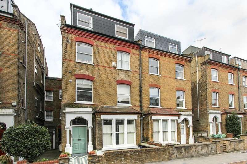 2 Bedrooms Flat for sale in Alexandra Grove, Finsbury Park, N4
