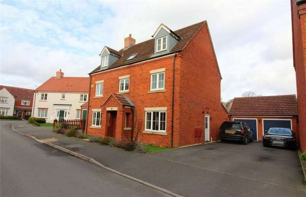 5 Bedrooms Detached House for sale in Poundgate Lane, Westwood Heath, Coventry
