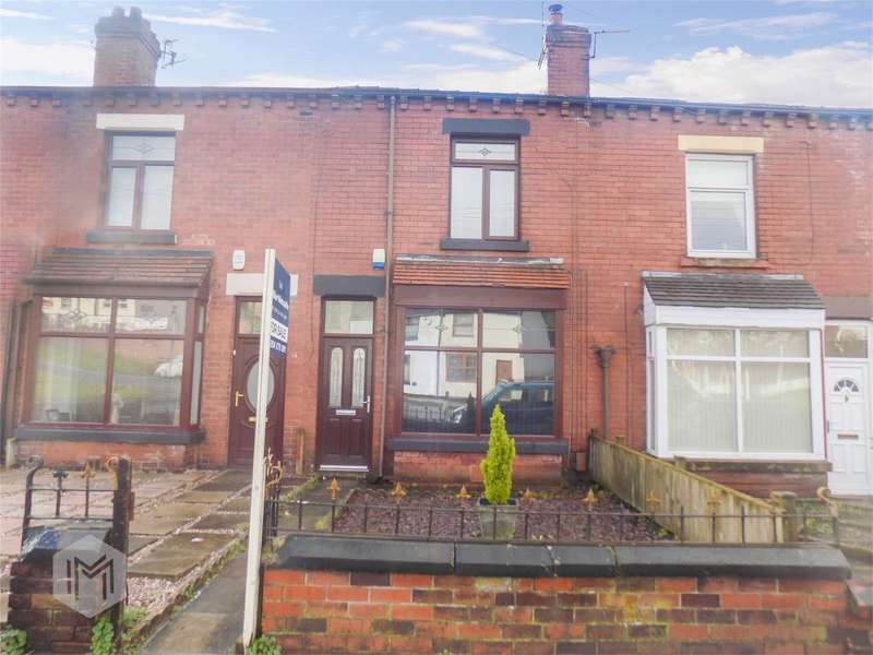 2 Bedrooms Terraced House for sale in Maze Street, Darcy Lever, Bolton, Lancashire