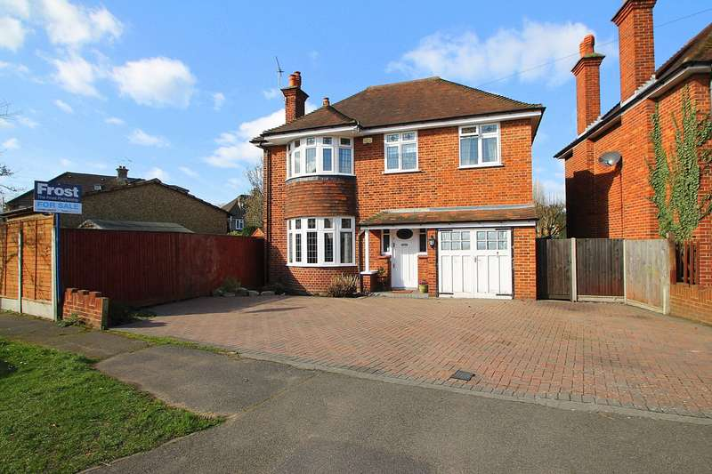 5 Bedrooms Detached House for sale in Ford Close, Ashford, TW15