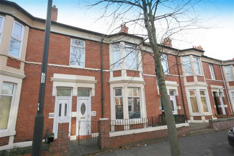 2 Bedrooms Flat for sale in Queen Alexandra Road, North Shields, Tyne And Wear, NE29