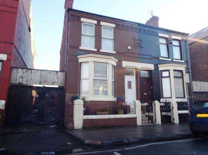 3 Bedrooms Semi Detached House for sale in Hale Road, Walton, Liverpool, Merseyside, L4
