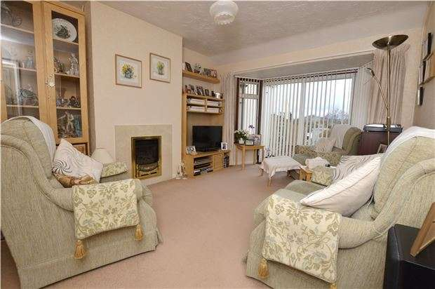 2 Bedrooms Semi Detached Bungalow for sale in Stringers Close, Stroud, Gloucestershire, GL5 3RB