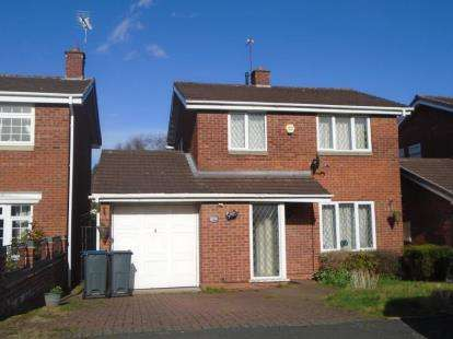 3 Bedrooms Detached House for sale in Camino Road, Birmingham, West Midlands
