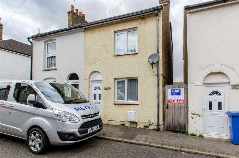 2 Bedrooms Semi Detached House for sale in Charlotte Street, Sittingbourne