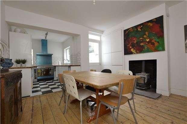 4 Bedrooms Terraced House for sale in Cobourg Road, Montpelier, Bristol, BS6 5HX