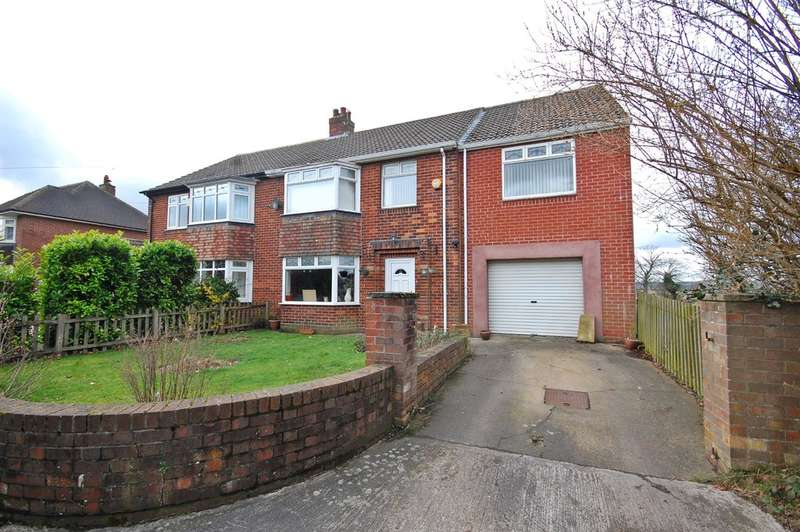 5 Bedrooms Semi Detached House for sale in Crossgate Moor Gardens, Crossgate Moor