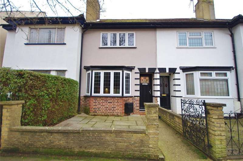 3 Bedrooms Terraced House for sale in Denmark Street, Watford, Hertfordshire, WD17