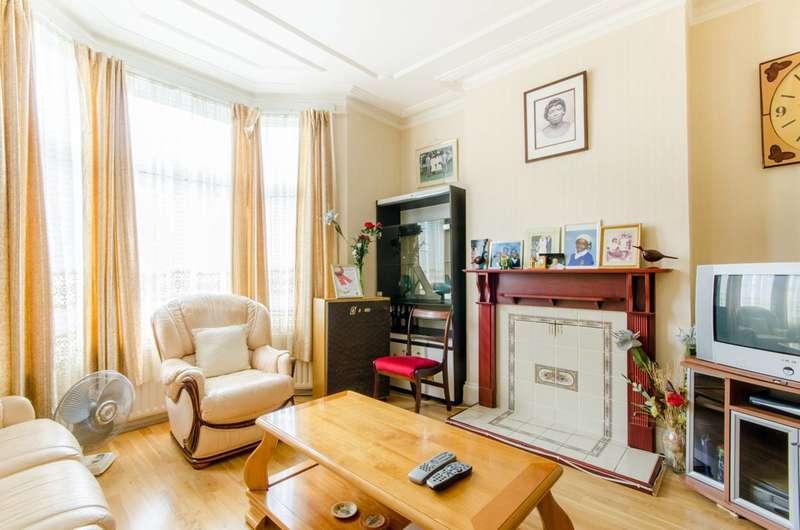 3 Bedrooms House for sale in Gloucester Road, Tottenham, N17