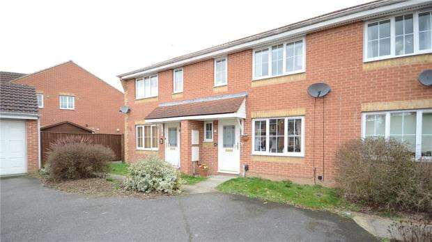 2 Bedrooms Terraced House for sale in Paddick Drive, Lower Earley, Reading