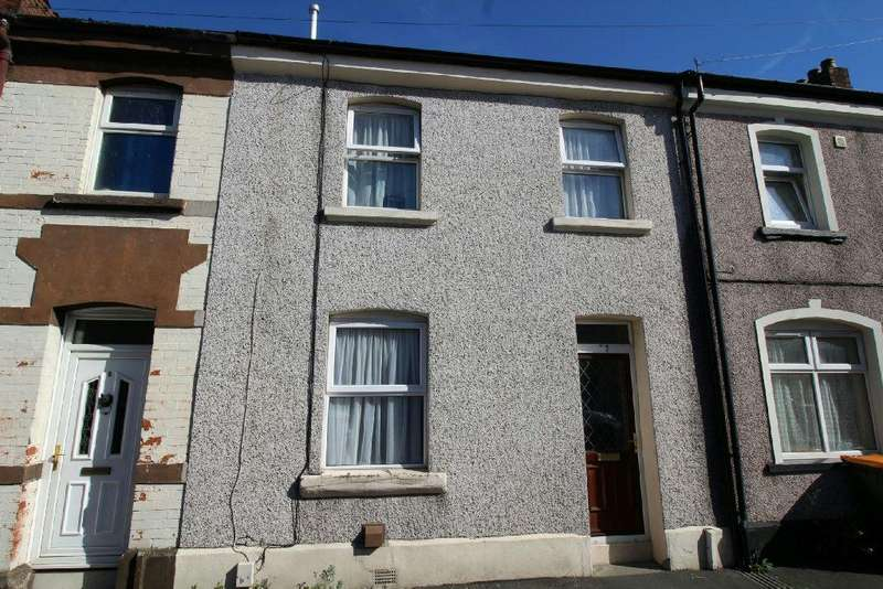3 Bedrooms Terraced House for sale in Dos Road, Newport